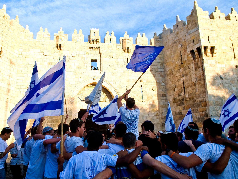 עם ישראל בארצו כהוכחה לכוח עליון