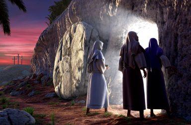 ישוע קם לתחייה מן המתים