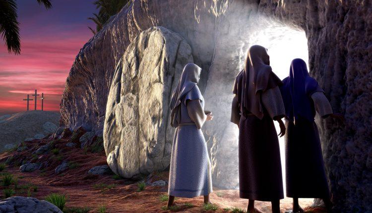 ישוע קם לתחייה