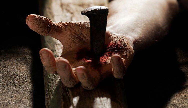 ישוע נצלב