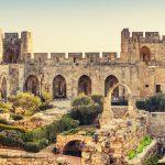 מגדל דוד בעיר דוד המלך