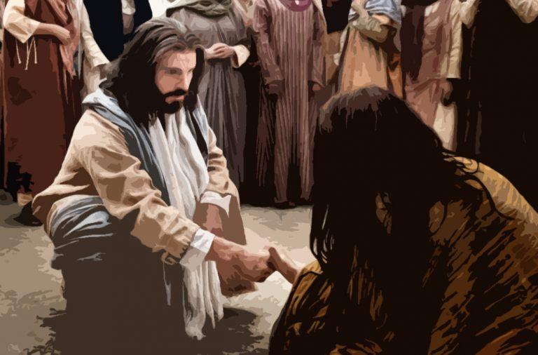ישוע והאישה שנתפסה בניאוף