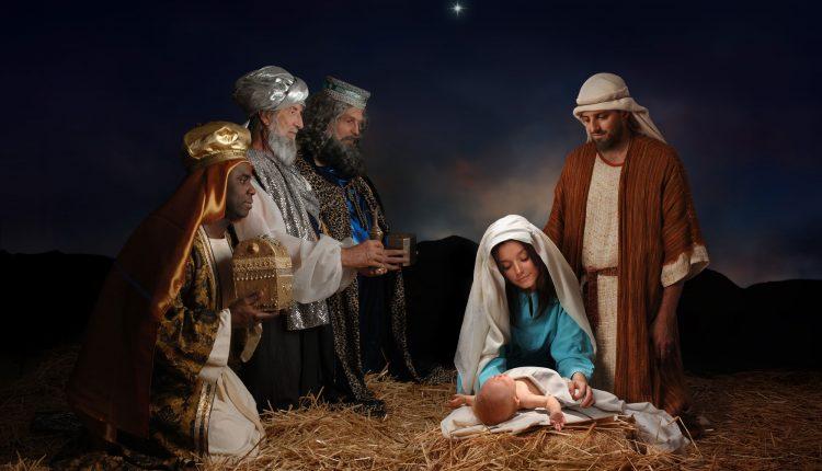 לידת המשיח חג המולד