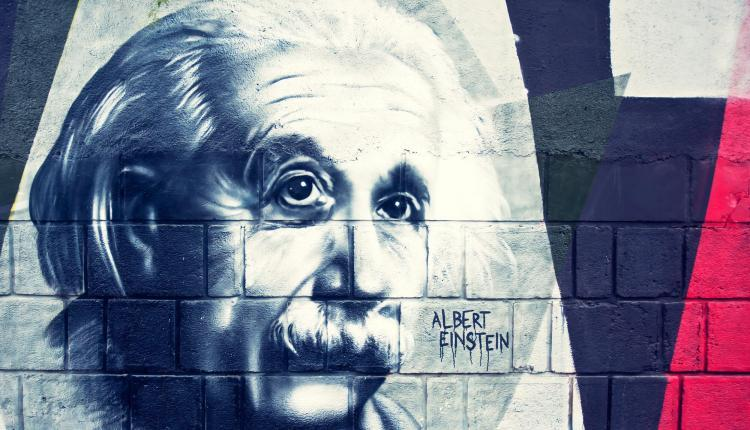 אינשטיין על ישוע